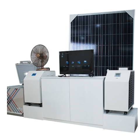 FT-Solar Home Power System
